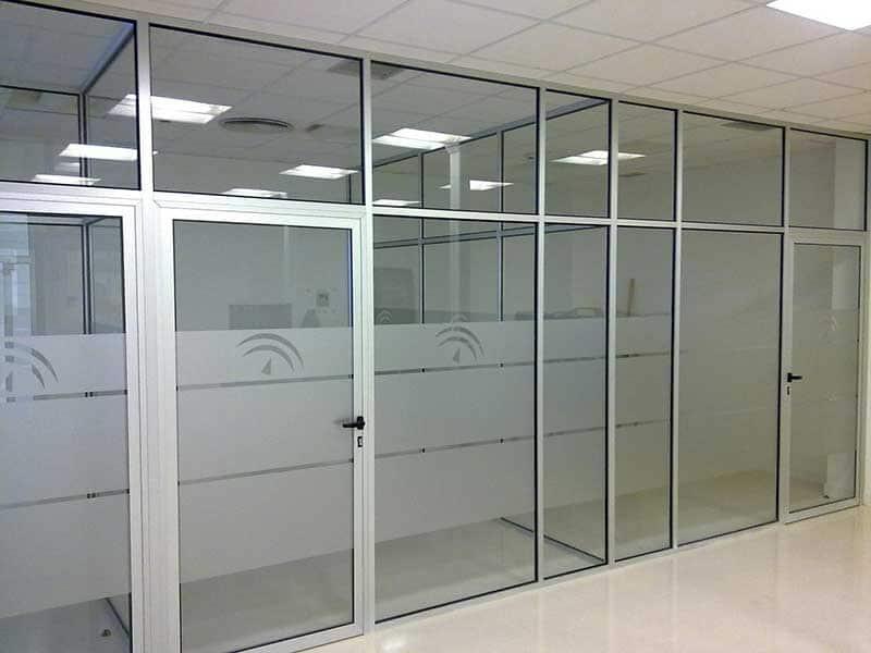 Mamparas De Oficina Baratas.Mamparas De Oficina Fabricacion Diseno Y Montaje Espana